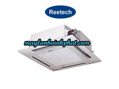 Nhận thiết kế bản vẽ Autocard Máy lạnh REETECH – Máy lạnh âm trần REETECH 4HP