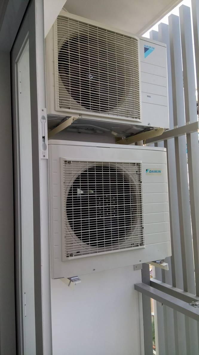 Máy lạnh âm trần DAIKIN 15