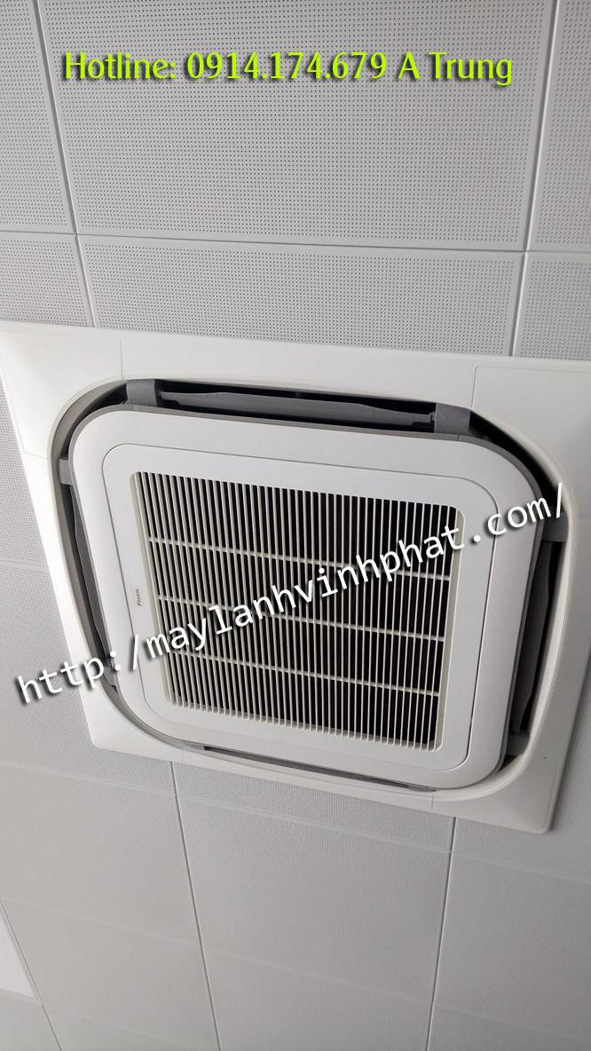 Máy lạnh âm trần DAIKIN 20
