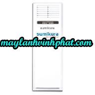 cung cấp Máy lạnh tủ đứng SUMIKURA 5.5HP – May lanh tu dung siêu rẻ cho chủ thầu công trình