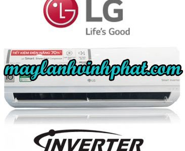 Đại lý máy lạnh tại quận thủ đức chuyên bán Máy lạnh treo tường 1.5HP – Máy lạnh treo tường LG