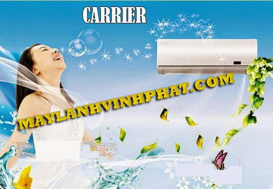 Máy Lạnh Treo Tường Carrier CVUR018 Inverter giá rẻ