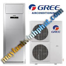 máy lạnh tủ đứng GREE mới
