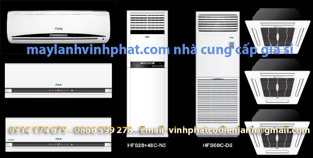 Máy lạnh AIKIBI mới