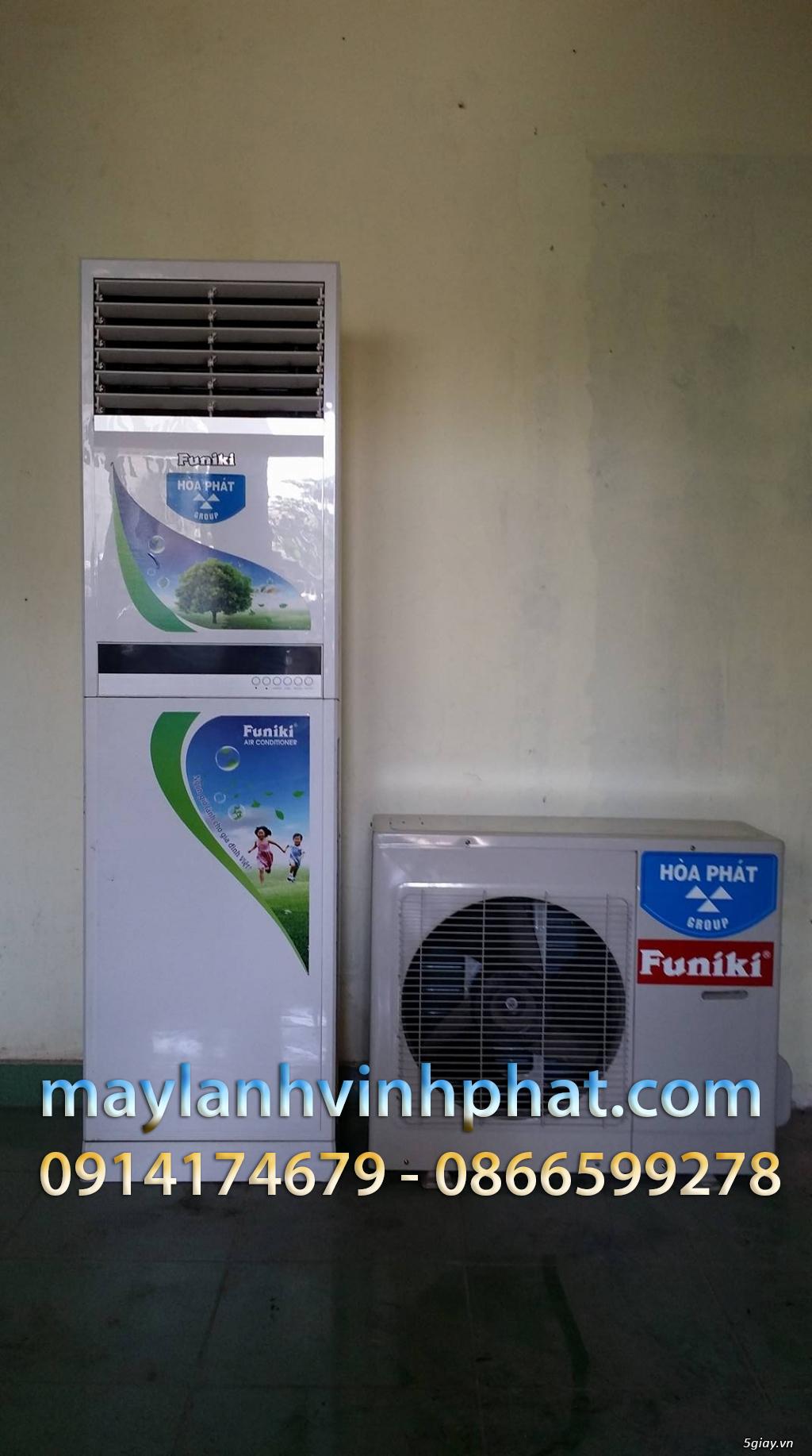 máy lạnh FUNIKI tủ đứng