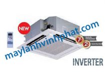Máy lạnh âm trần Toshiba inverter + Máy lạnh âm trần Toshiba inverter