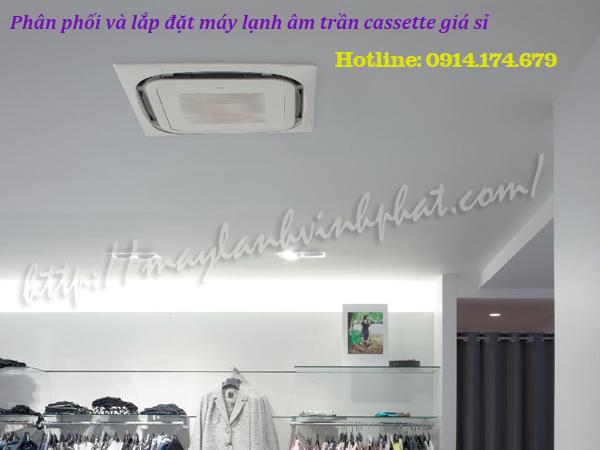 Máy lạnh âm trần Funiki CC36 giá mềm nhất