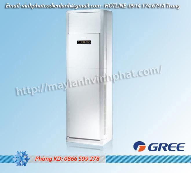 máy lanh tủ đứng GREE giá rẻ nhất