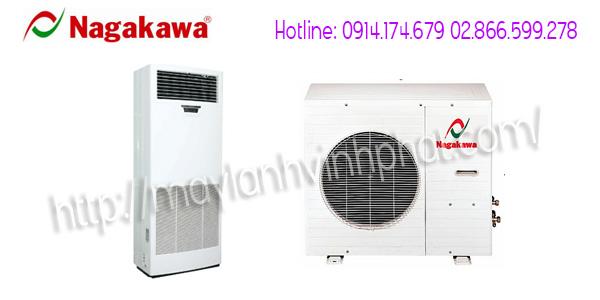 máy lạnh tủ đứng nagakawa giá rẻ