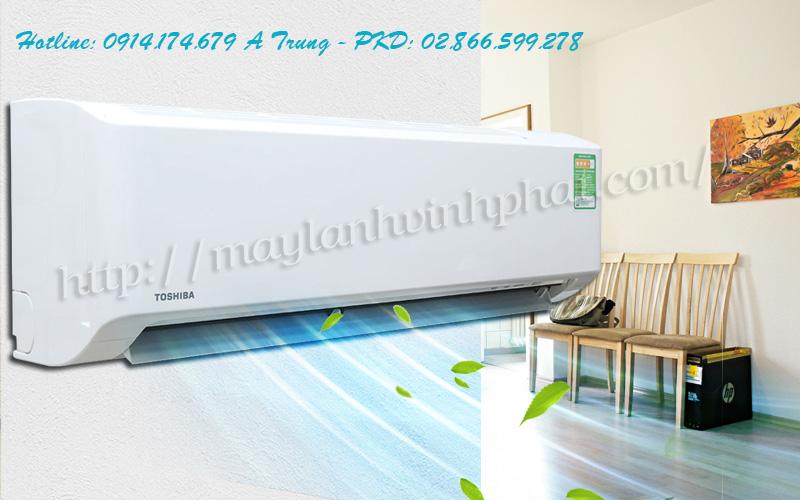 máy lạnh treo tường toshiba giá rẻ nhất