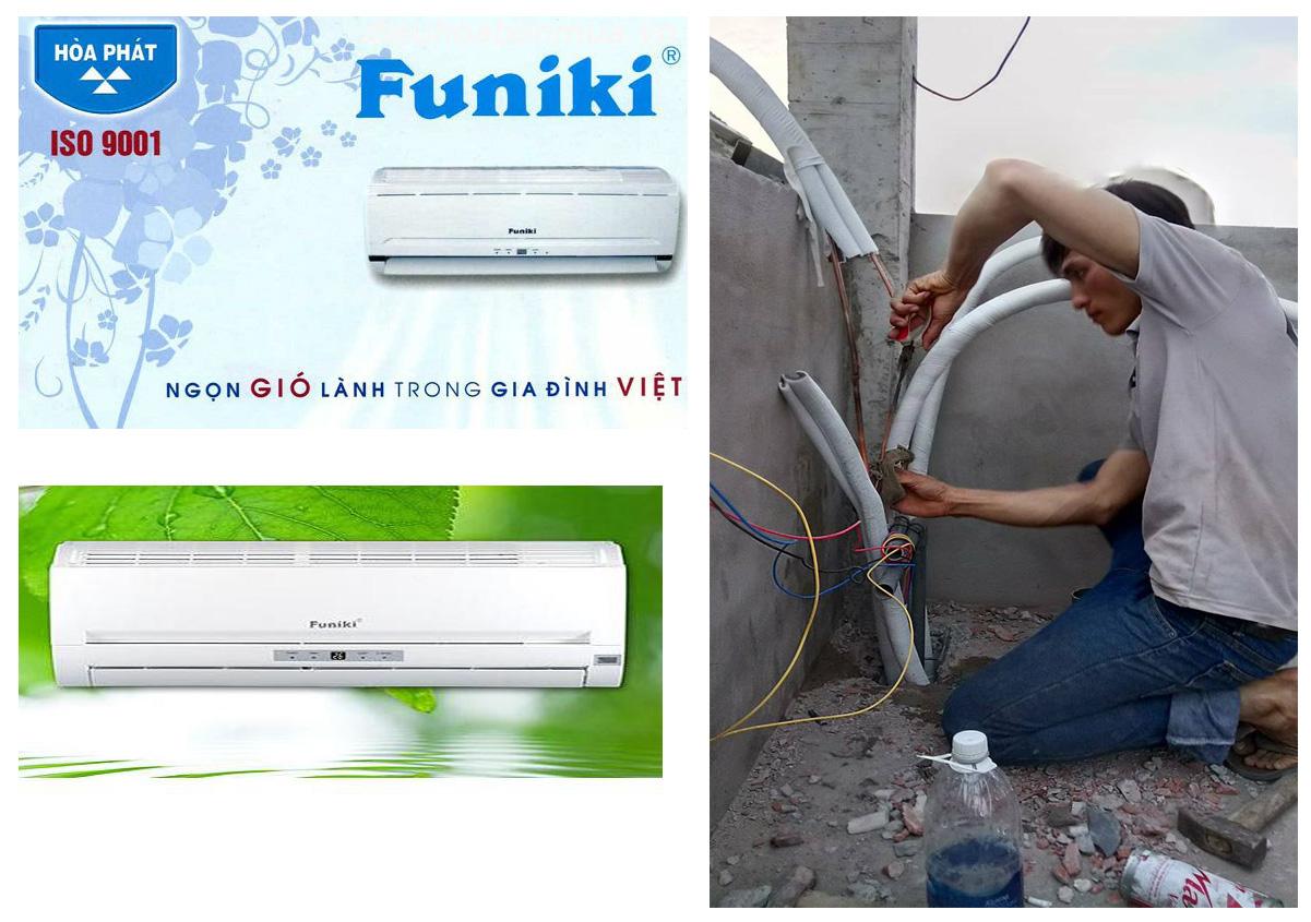Máy lạnh treo tường FUNIKI giá tốt nhất
