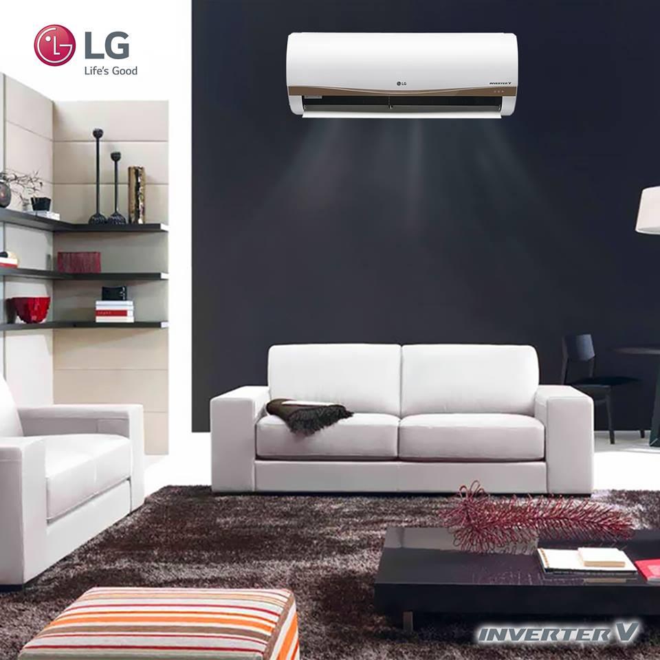 Máy lạnh treo tường LG giá rẻ ưu đãi