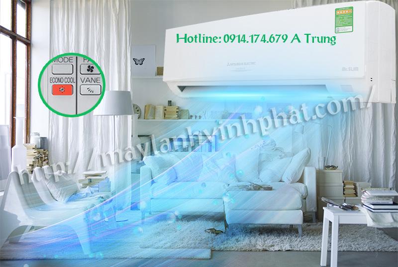 Máy lạnh treo tường MITSUBISHI ELECTRIC giá ưu đãi