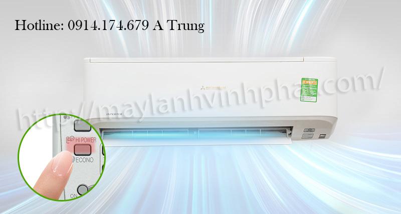 Máy lạnh treo tường MITSUBISHI HEAVY giá rẻ