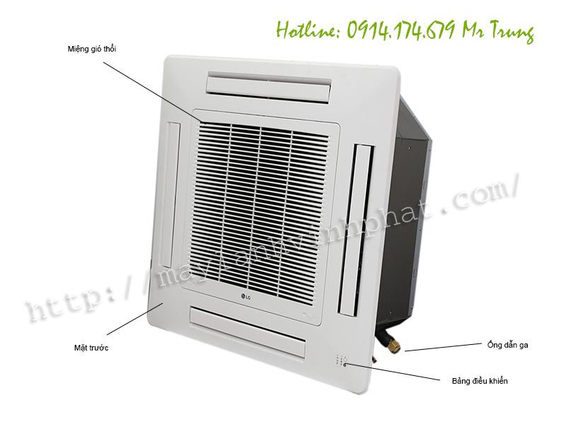 máy lạnh âm trần LG giá rẻ nhất