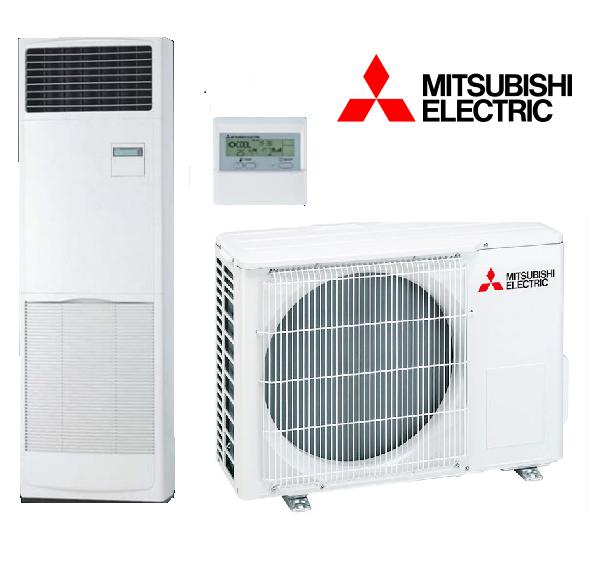 máy lạnh tủ đứng MITSUBISHI ELECTRIC giá rẻ