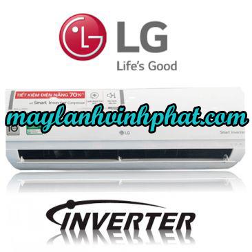 máy lạnh treo tường LG Inverter
