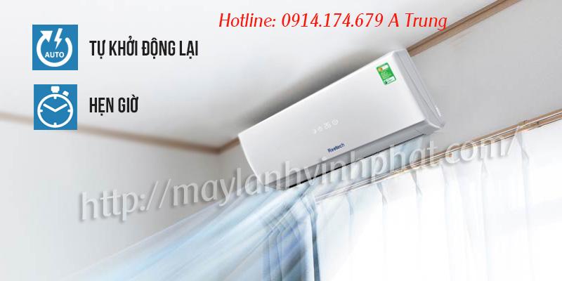 máy lạnh treo tường REETECH giá rẻ nhất