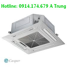 Lắp Máy lạnh âm trần CASPER 4ngựa |4HP–Máy lạnh âm trần chuyên nghiệp, giá sỉ cho mọi công trình