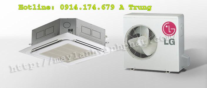 Mua ngay 02 bộ Máy lạnh âm trần 4HP – Máy lạnh âm trần LG để được tính giá gốc