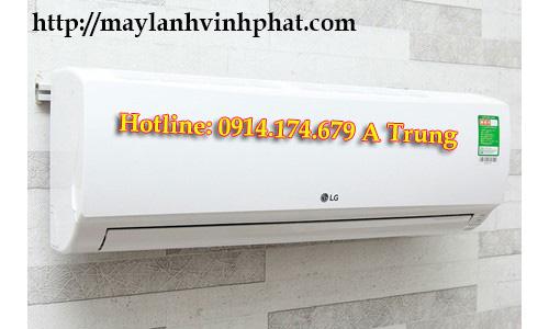 máy lạnh treo tường LG đại lý