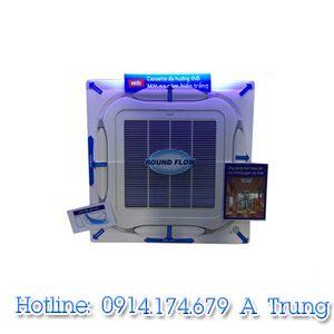 Thi công ống đồng Máy lạnh âm trần DAIKIN 6HP – May lanh am tran DAIKIN quận 2 giá rẻ