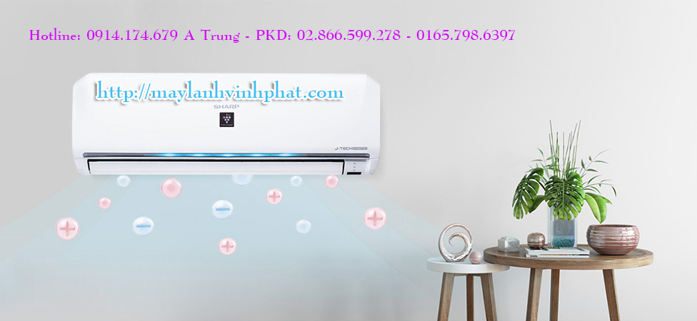 Máy lạnh treo tường SHARP giá rẻ