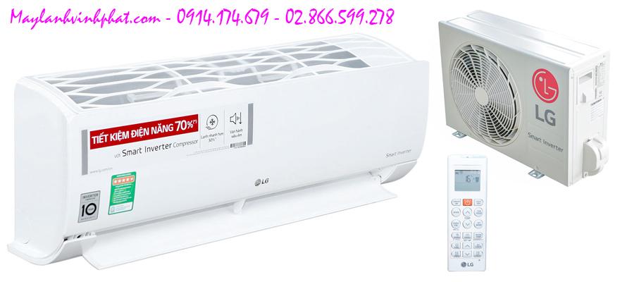 máy lạnh treo tường LG bền nhất
