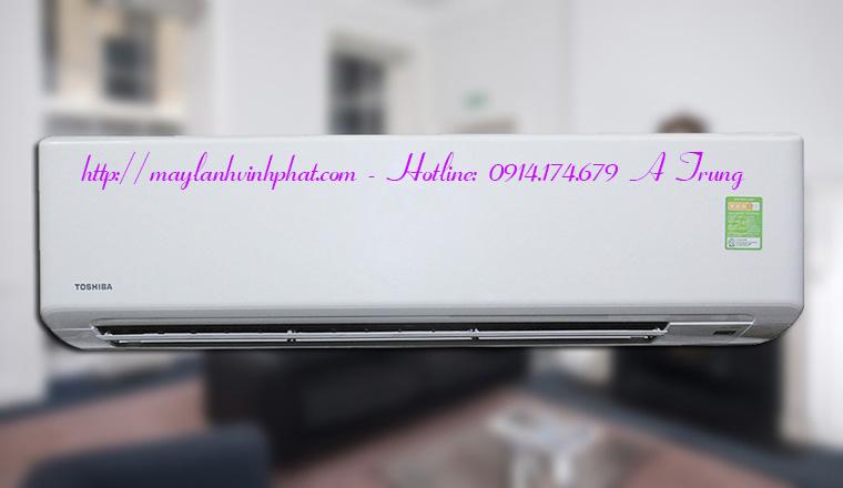 máy lạnh treo tường TOSHIBA giá hấp dẫn nhất