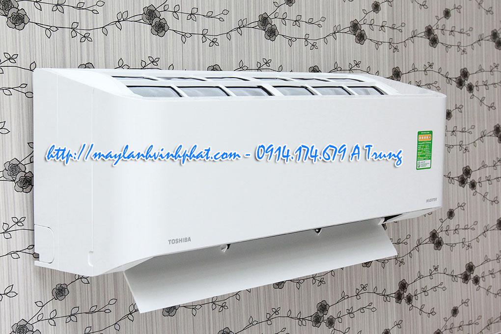 máy lạnh treo tường toshiba giá khuyến mãi nhất