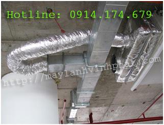 giấu trần nối ống gió 4