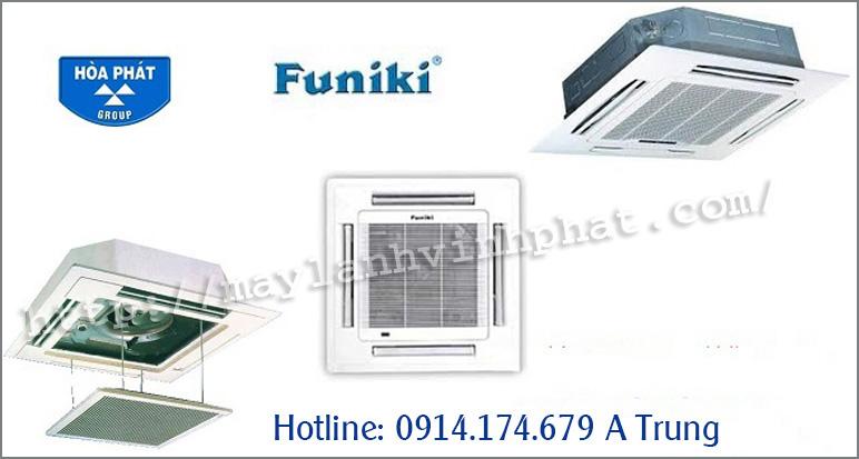 Máy lạnh âm trần FUNIKI giá rẻ nhất