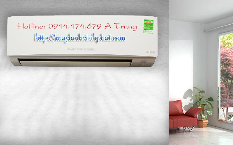 Máy lạnh treo tường MITSUBISHI ELECTRIC giá tại kho