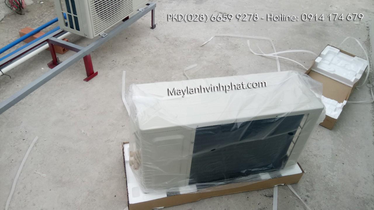 Lắp máy lạnh treo tường DAIKIN 7