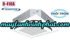 Máy lạnh âm trần DAIKIN INVERTER Gas R410