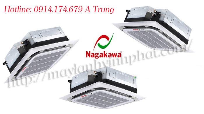 Máy lạnh âm trần NAGAKAWA giá gốc