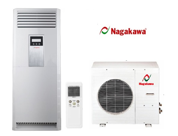 Máy lạnh tủ đứng NAGAKAWA giá thấp nhất