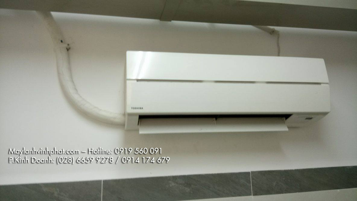 Máy lạnh treo tường toshiba 2
