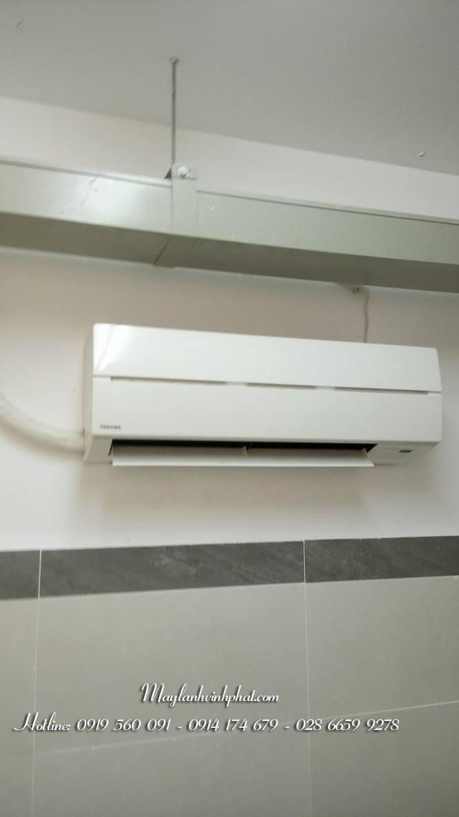 Máy lạnh treo tường toshiba 3