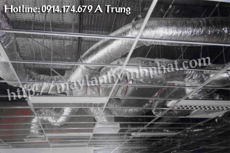giấu trần nối ống gió 11
