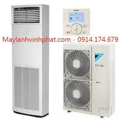 máy lạnh tủ đứng daikin FVRN100AXV1-RR100DGXY1 R410a