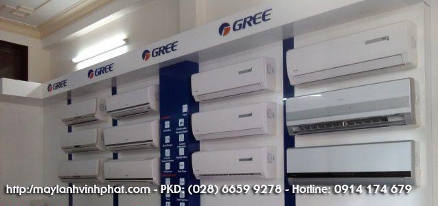 máy lạnh treo tường GREE khuyến mãi