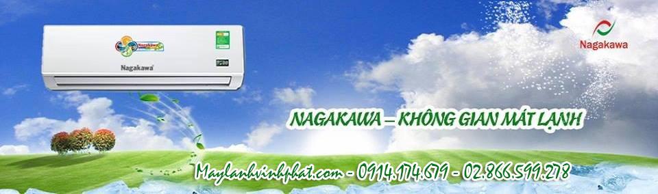 máy lạnh treo tường NAGAKWA giá tốt