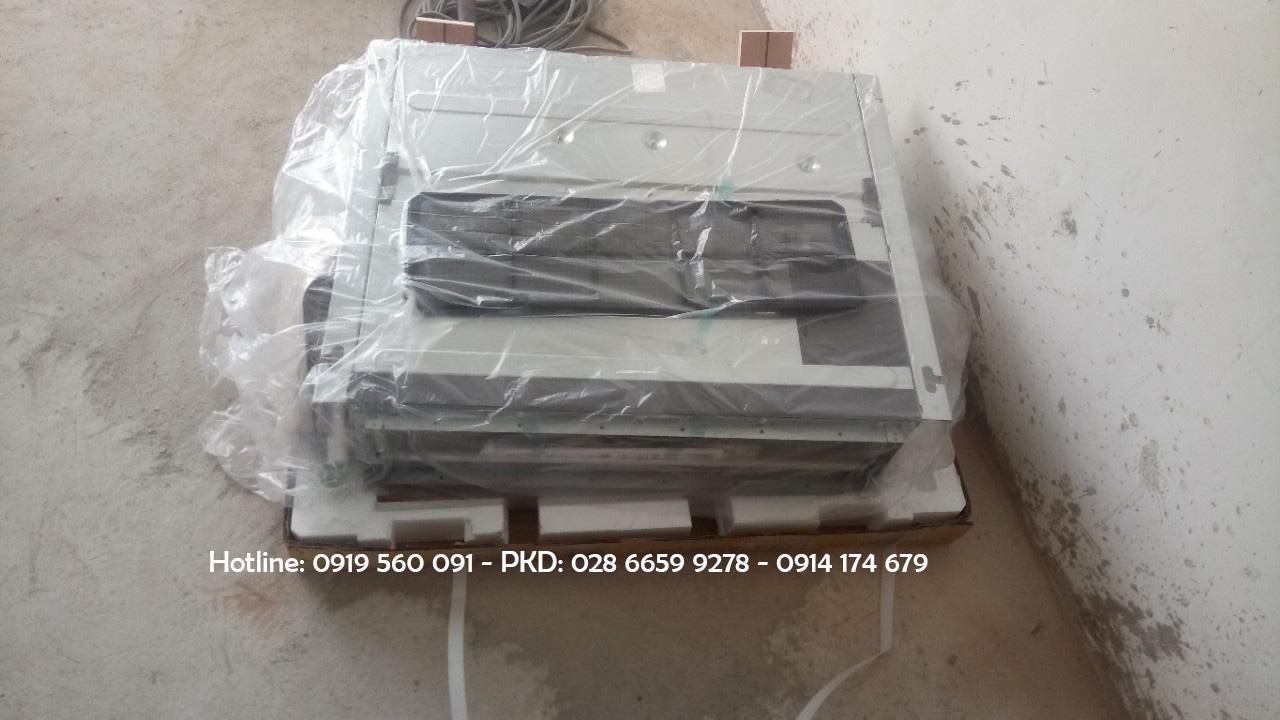 Lắp máy lạnh giấu trần nối ống gió DAIKIN tại Lucasta - quận 9 (15)