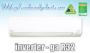 Máy lạnh reo tường DAIKIN INVERTER Gas R32