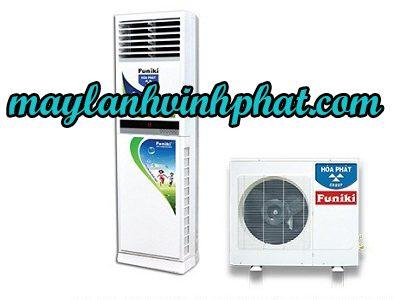 Lắp Máy lạnh tủ đứng FUNIKI 4.5HP – May lanh tu dung cho công trình lớn nhỏ siêu rẻ.
