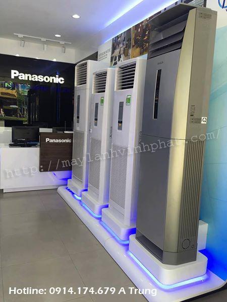 Máy lạnh tủ đứng PANASONIC giá rẻ bình dân
