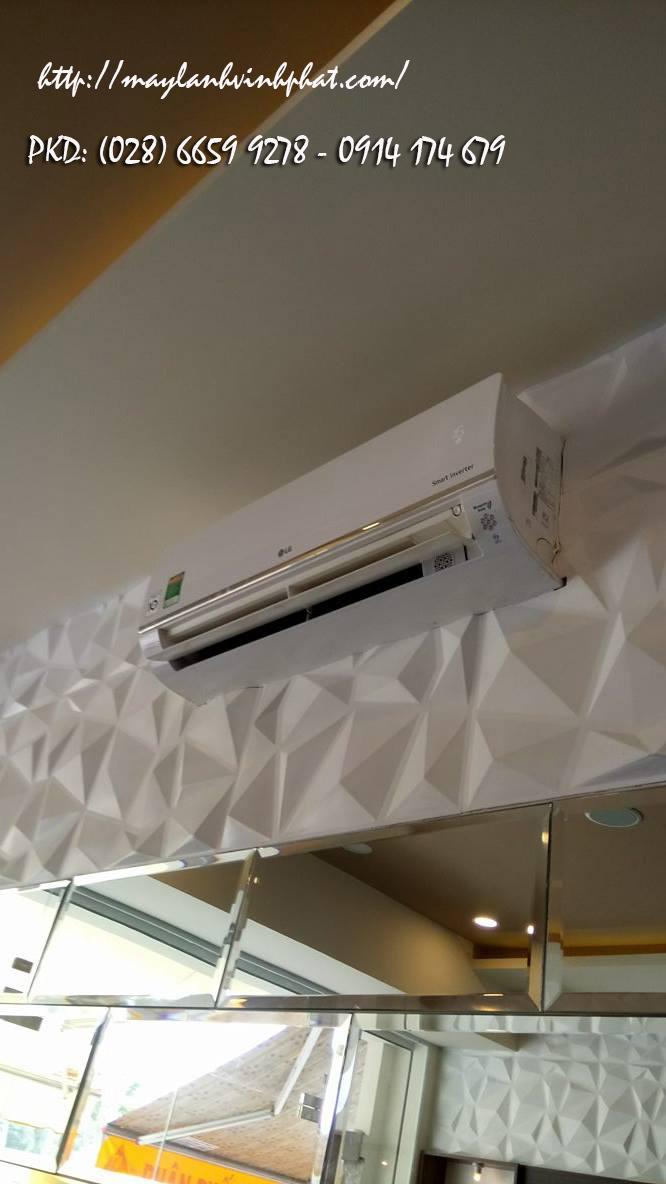 Máy lạnh treo tường LG 1