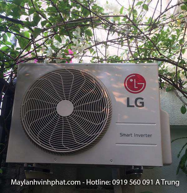 Máy lạnh treo tường LG 4
