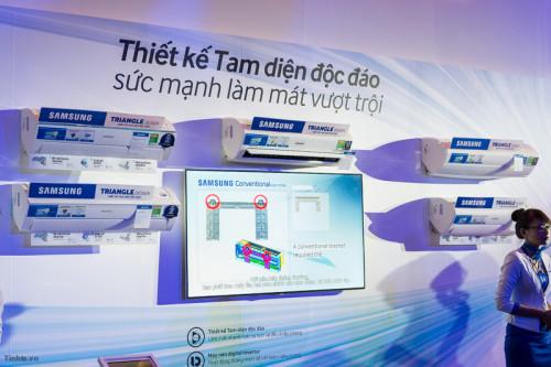 Máy lạnh treo tường SAMSUNG rẻ nhất